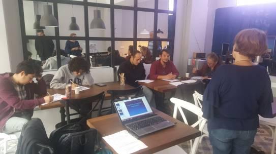 29.10.2017 / Hayata Sarıl Lokantası İSG Eğitimi