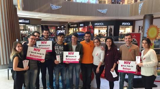 03.12.2017 / AIDS Bilinçlendirme Projesi
