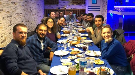 10.03.2018 / Bakırköy RAC & Karadeniz Ereğli RAC Ortak Ocakbaşı