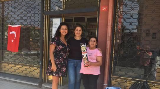 31.08.2018 / Satrançla Büyüyorum #58 [İstanbul – Atlas Yardımlaşma ve Dayanışma Derneği]