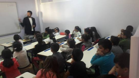 03.10.2018 / Çocuk Hakları Eğitimi