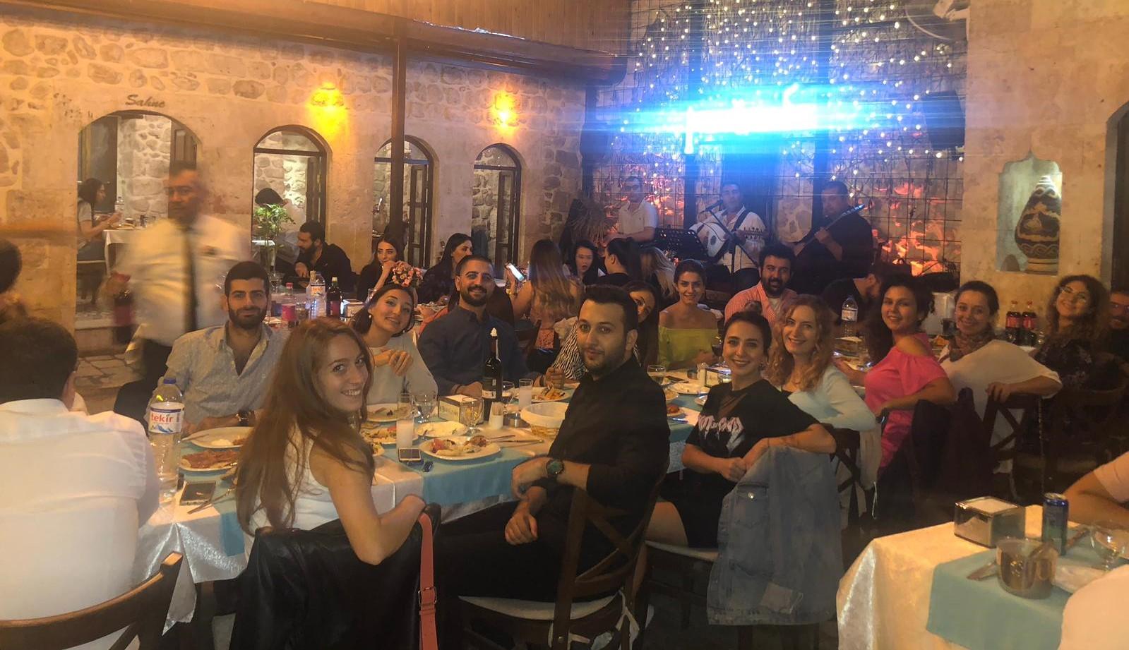 13.10.2018 / Bakırköy RAC & Antakya RAC Ortak Ocakbaşı