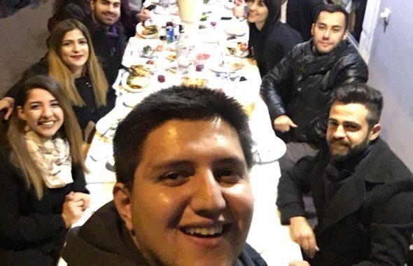 09.12.2017 / Bakırköy RAC & Adana Güney RAC Ortak Ocakbaşı
