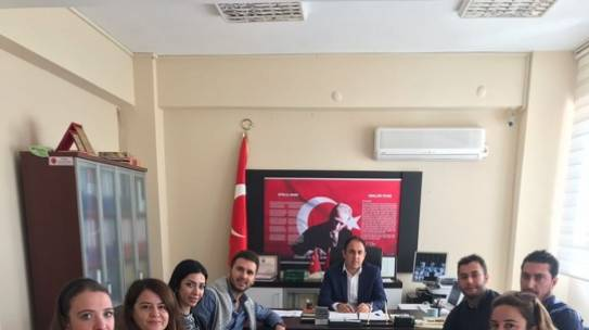 07.11.2017 / Satrancla Büyüyorum #44 [Adana – Prof. Salih Öven İlkokulu]