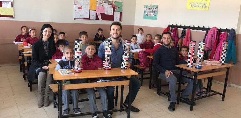 07.11.2017 / Satrancla Büyüyorum #45 [Adana – 80. Yıl İlkokulu]