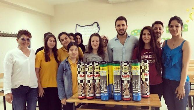 07.11.2017 / Satrancla Büyüyorum #43 [Adana – Adana Kız Lisesi]