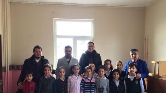 09.03.2018 / Satrançla Büyüyorum #53 [Zonguldak – Armutçuk Madenci İlkokulu]