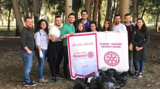 09.12.2017 / Orman Alanı Temizleme Projesi