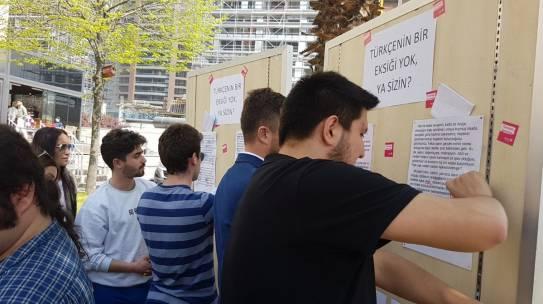 12.04.2018 / Türkçenin Bir Eksiği Yok. Ya senin? [Kültür Üniversitesi]