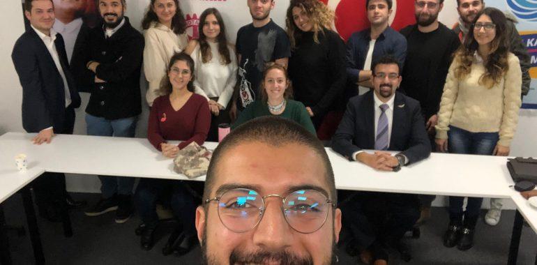 19.11.2018 / RTC101 Kulüp İçi Eğitimi