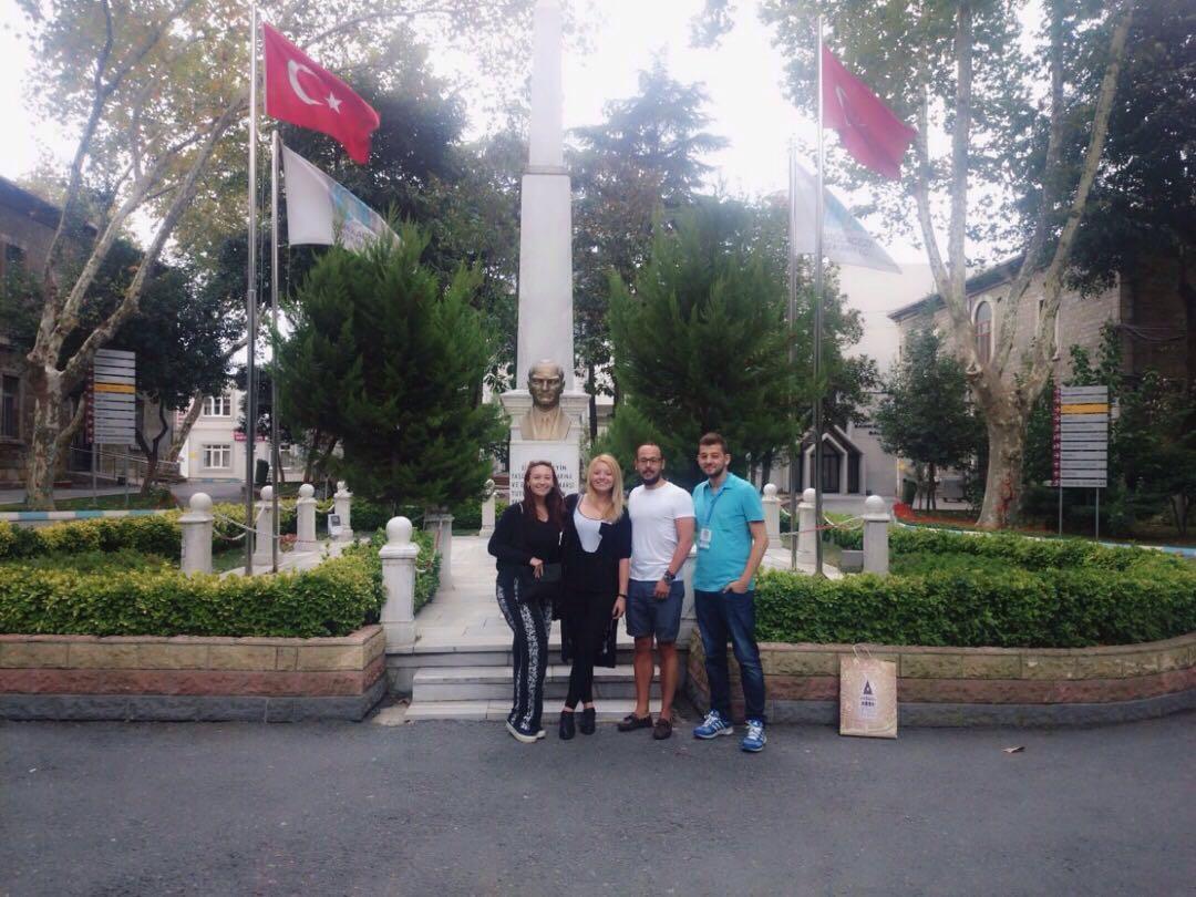 13.08.2016 / Okmeydanı Darülaceze Ziyareti