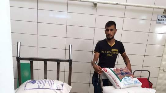 21.09.2016 / Şanlıurfa Aşevi Yardımı