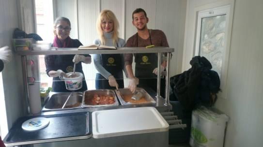 05.11.2016 / Rotary Gezici Aşevi Yemek Dağıtımı