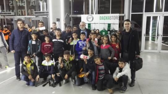 27.02.2017 / Darüşşafaka Doğuş – Trabzonspor Basketbol Maçı Organizasyonu [Orbay Ortaokulu]