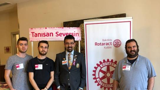 27.04.2018 / Tanısan Seversin [Bahçeşehir Üniversitesi]