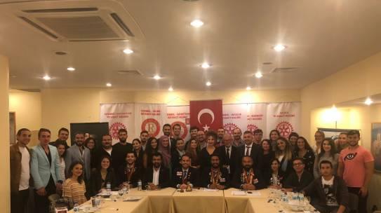 10.10.2018 / Konuk Konuşmacılı Toplantı [Meme Kanseri Bilinçlendirme – Prof Dr Şükrü Aktan & Yrd Doç Dr Fatih Levent Balcı]