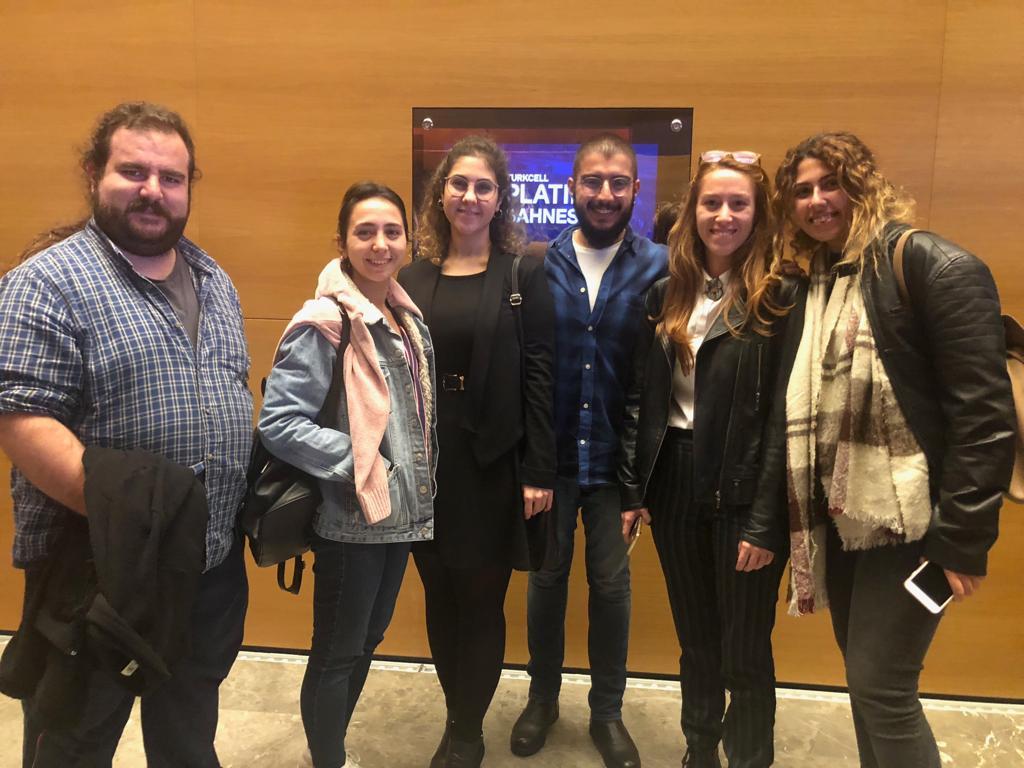 12.11.2018 / Damdaki Kemancı Müzikal Organizasyonu