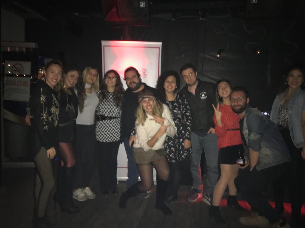 09.11.2018 / Eski Kaset Parti