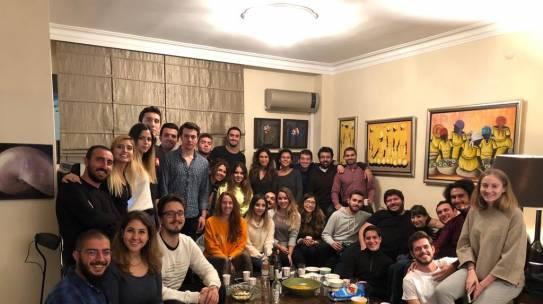17.11.2018 / Bakırköy RAC & Fatih RAC Ortak Ocakbaşı