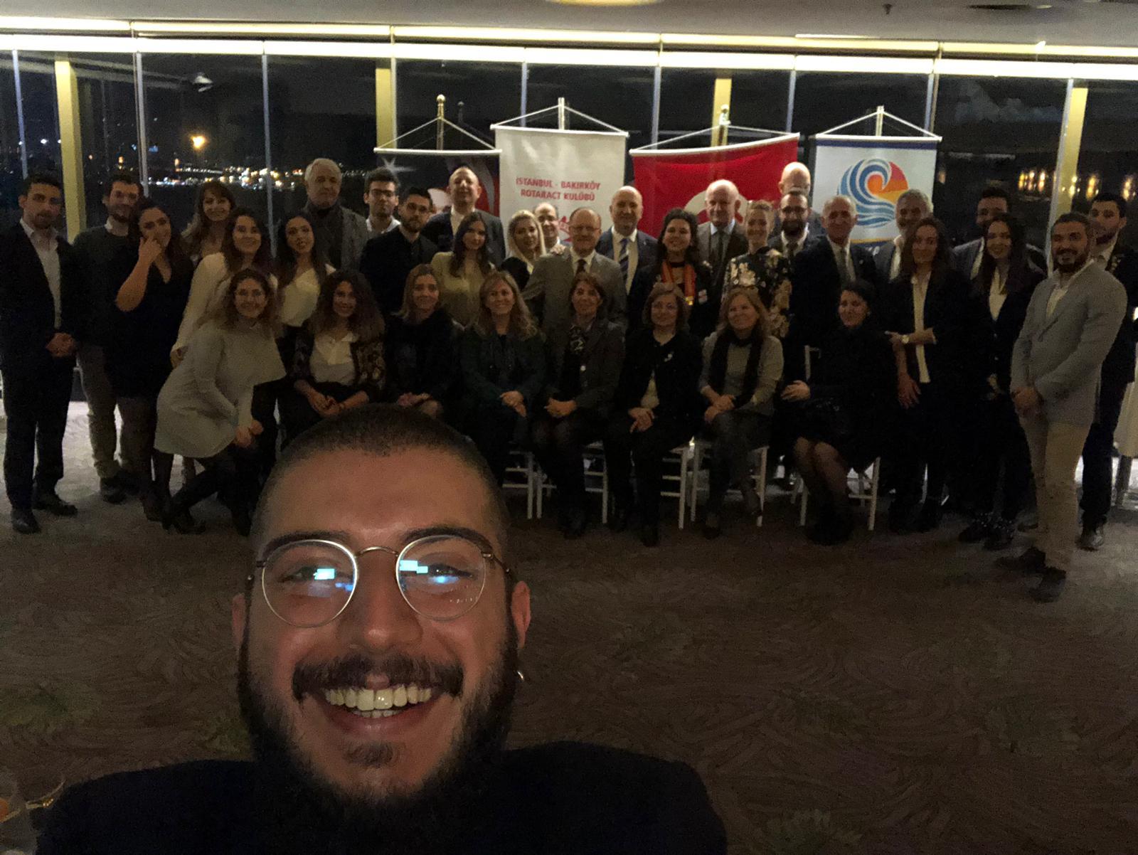 28.02.2019 / Göksu Rotary Kulübü Hamilik Kutlama Kokteyli