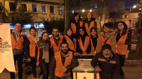 27.03.2019 / Sokak Lambası Çorba Dağıtımı
