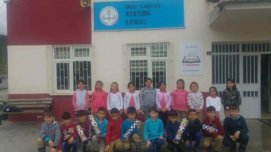 04.04.2019 / Satrançla Büyüyorum #69 [Ordu – Kabataş Atatürk İlkokulu]