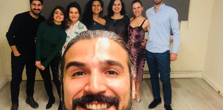 16.04.2019 / Tango Workshopu