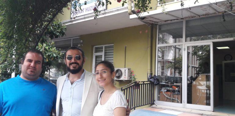 22.05.2019 / Bakırköy Şefkat Huzurevi Ziyareti