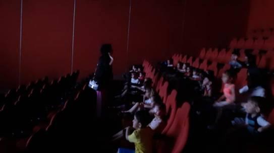 30.05.2019 / Bakırköy Kadın Cezaevi Çocukları Sinema Organizasyonu