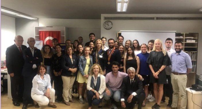 14.07.2019 / Rotary Youth Exchange Yaz Kampı