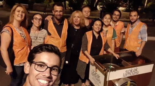 17.09.2019 / Sokak Lambası Çorba Dağıtımı
