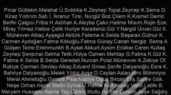 05.08.2020 / Kadına Şiddete Hayır Sosyal Medya Kampanyası